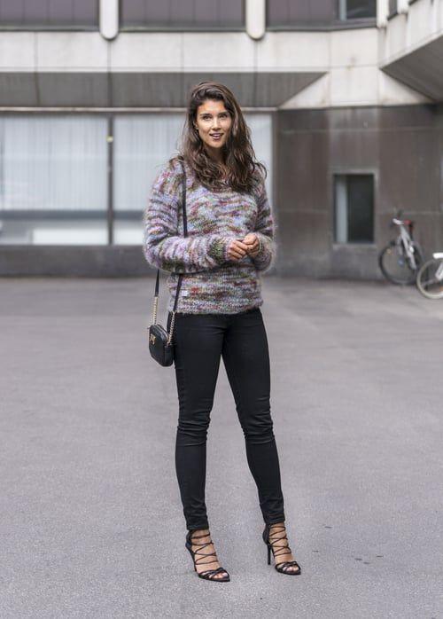 Maryam Razavi, Finnish Stylist, Model and Writer in Helsinki