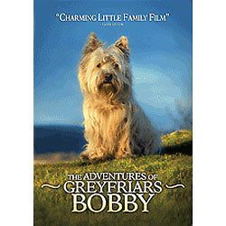 Adventures of Greyfriars Bobby by James Cosmo, Christopher Lee