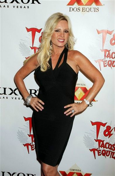 'Real Housewives of Orange County' star Tamra Barney Judge to be a grandma