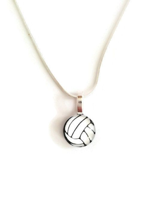 Volleyball Necklace- Volleyball Jewelry- Volleyball gifts