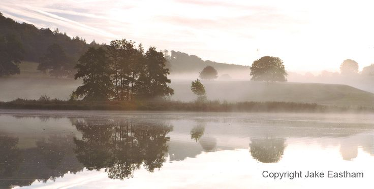 Fonthill Lake by Jake Eastham. Jake was a farmer who later worked in tree care and conservation before moving into photography. His work has been featured by Barbour, Mulberry, Highrove and Country Life amongst others.  This is one of a set of six of images from Jake's early days of photography, helping to chart the development of his style and expertise. The images will form part of the Historic Photograph & Print Collection at the Wiltshire & Swindon History Centre.  #photographer…