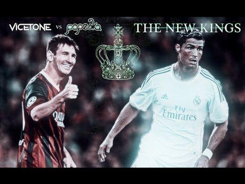 Lionel Messi Vs Cristiano Ronaldo ● The New Kings ● 2013/2014 CO-OP HD (...