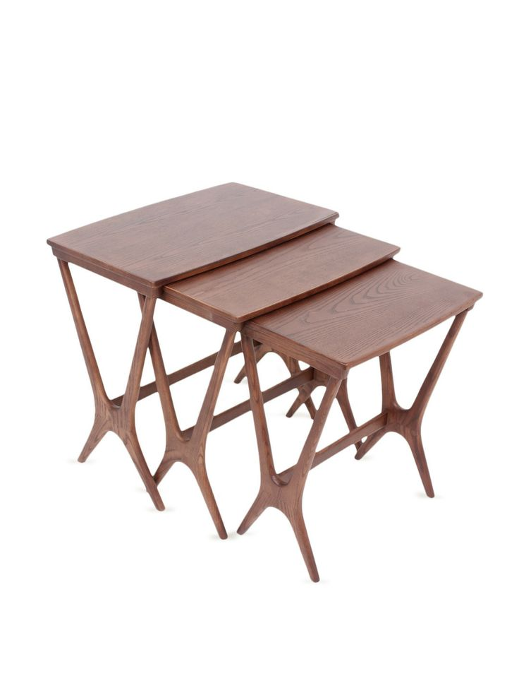 Hein Nesting Tables (3 PC) By Control Brand At Gilt