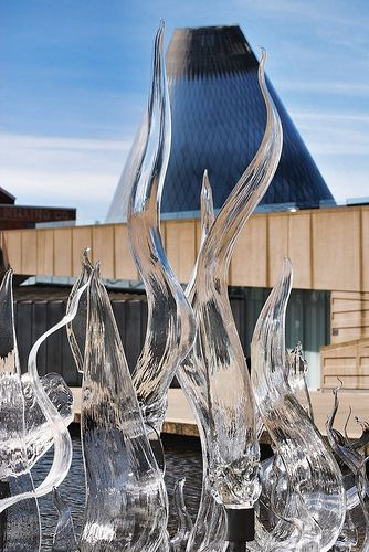 The Glass Museum in Tacoma, Washington