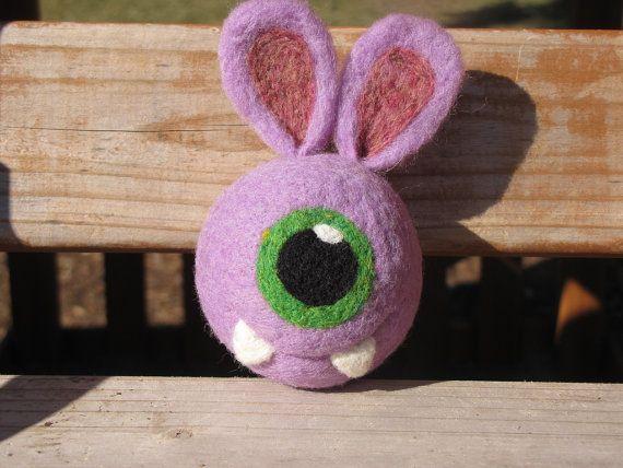 easter bunny eye