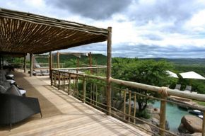 Nambiti Hills Lodge Nambiti Game Reserve