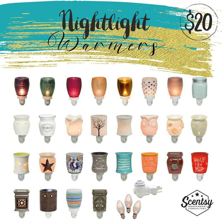20 Scentsy Plugin Warmers View Other Price Warmers On