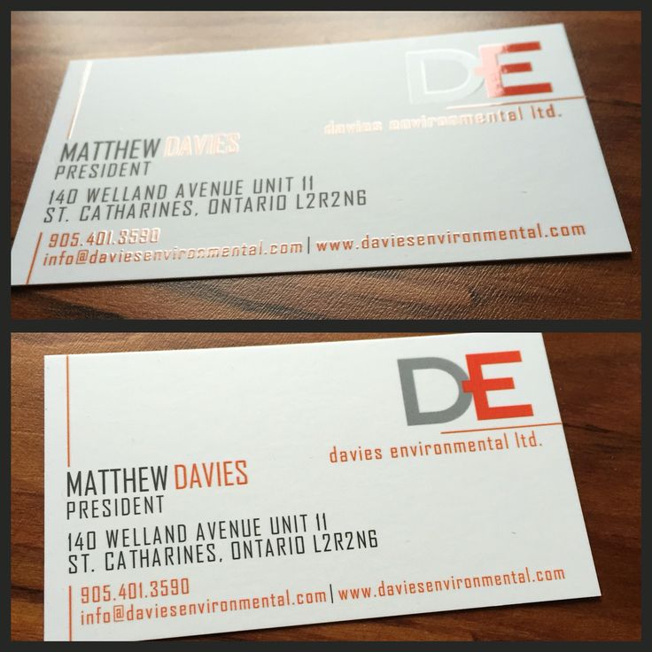 Modern business card design by me. Printed with spot uv by a third party. Simple, yet with the unique shine it stands out.