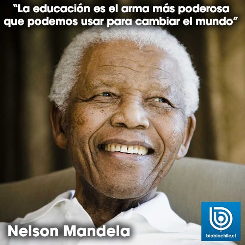 Nelson Mandela cumple 95 años