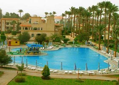 Cataract Pyramids Resort Hotel Cairo