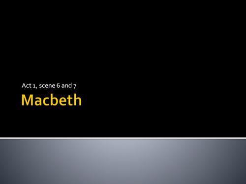 Macbeth essay coursework