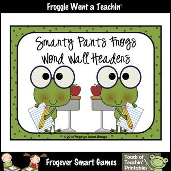 Teacher Resource--Scrappin Doodles Graphics Smarty Pants F