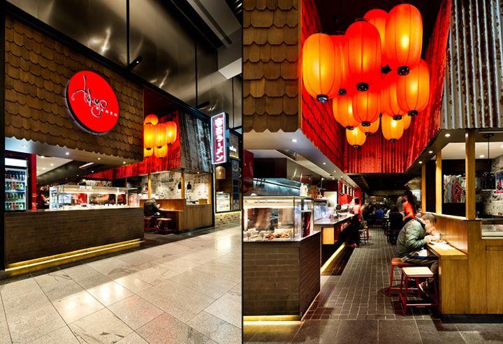 Tokyo Ramen by Mima Design, Sydney   Australia fast food