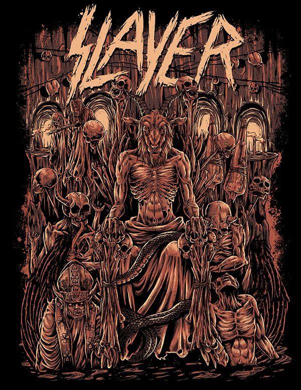 постеры металл групп квартиру