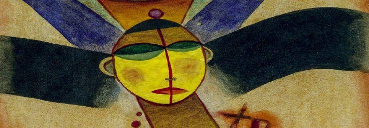 Xul Solar. Material Bellas Artes.