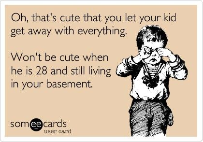 So true! LOVE THIS!: Laughing, Quotes, Funny Stuff, Truths, So True, Ecards, Kids, E Cards, True Stories