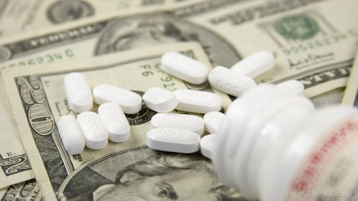 """Big Pharma greed strikes again: """"Life-changing"""" thyroid pill manufacturer spikes price by 5,000% – NaturalNews.com"""