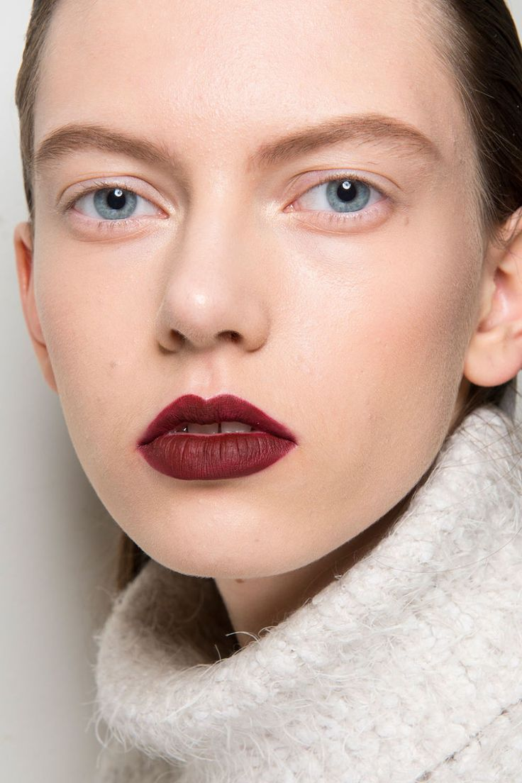 The Best Makeup Trends For Fall 2017   Beautiful Face ...