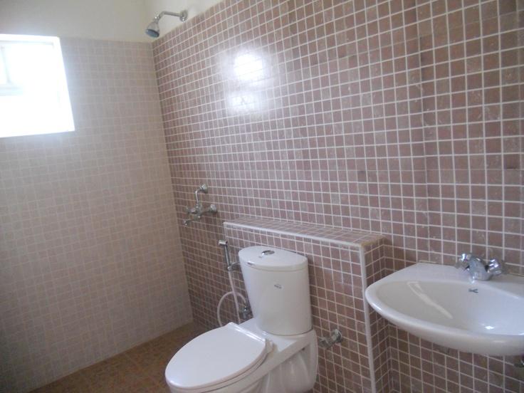 BREN Trillium - G + 5 suite of 2 / 3 BHK Apartments near Electronic City Phase II, Master Bed Room Toilet - In Naganathapura, near Mico Boasch, Azim Premji University