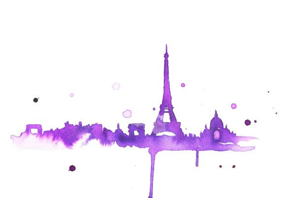 Paris -  this would make an amazing tattoo