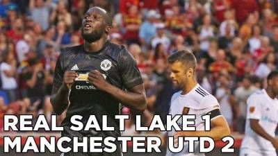 Real Salt Lake 1-2 Manchester United | GOALS: Mkhitaryan, Lukaku -  Click link to view & comment:  http://www.naijavideonet.com/video/real-salt-lake-1-2-manchester-united-goals-mkhitaryan-lukaku/