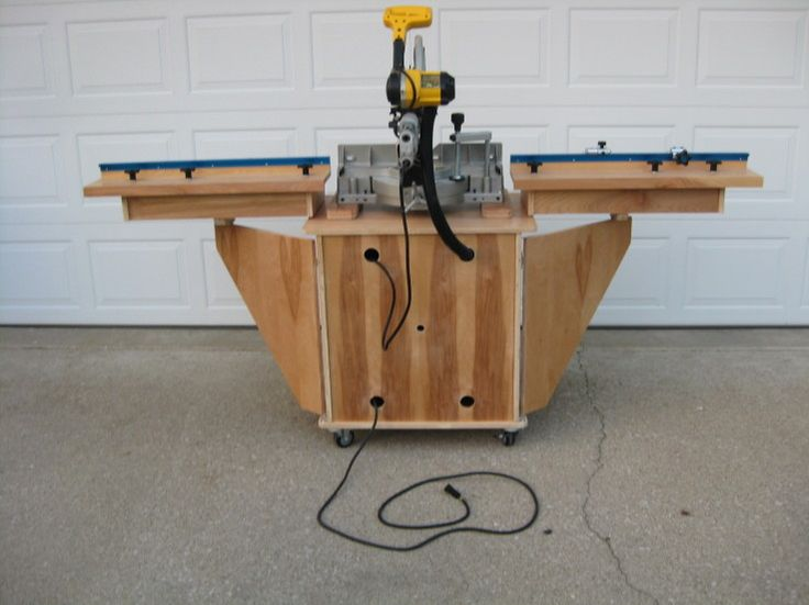 17 Best Images About Workshop Ideas On Pinterest Radial Arm Saw Table Saw And Tables