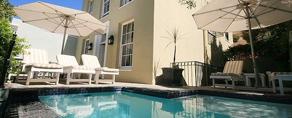 De Waterkant House offers Bed & Breakfast, Guest House accommodation in Cape Town in the Western Cape province of South Africa. http://restinations.co.za/de-waterkant-house/