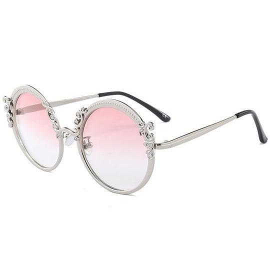 04e82d40a Steampunk Round Sunglasses Women | STEAMPUNK ROUND SUNGLASSES WOMEN ...