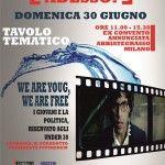 #NoiAdessoPartecipiamo 30 giugno 2013 - Ore 10-19 WorkShop/Convegno - Milano Abbiategrasso ex Convento dell'Annunciata Tavolo Tematico:  we-are-young-giovani-33X48