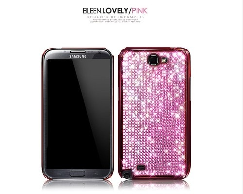 best choice swaroskis note 2 case  korea trend crystal !!