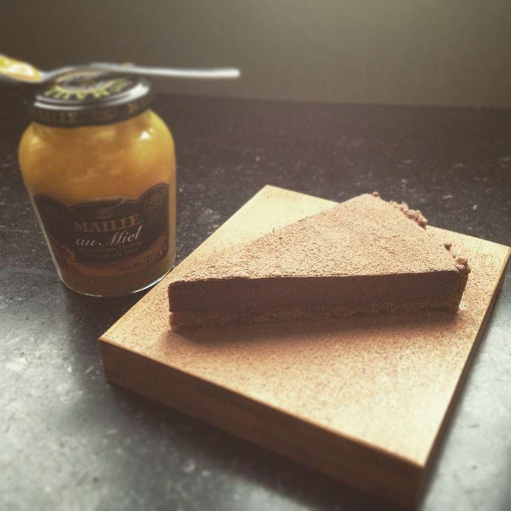 Chocolade Fudge Taart ( met mosterd! ) – Babsjuh