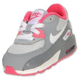 Nike Toddler Air Max 90 Running Shoes