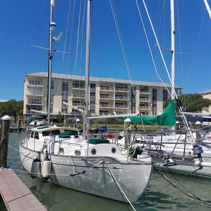 1979 Tayana 37 Pilothouse Cutter Ketch Sail Boat For Sale - www.yachtworld.com