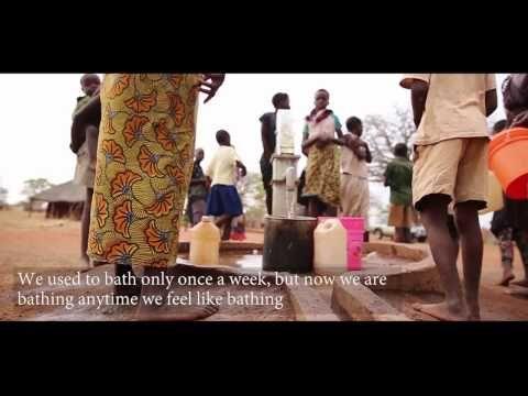 Brunnenprojekte des Kinderhilfswerk Global-Care in Sambia
