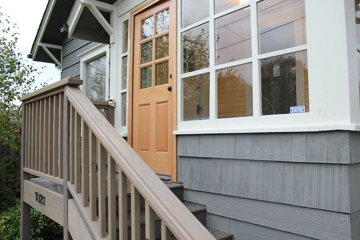 Seattle Paint Removal Repaint By Seley Painting Porch Exterior Good Porches Pinterest