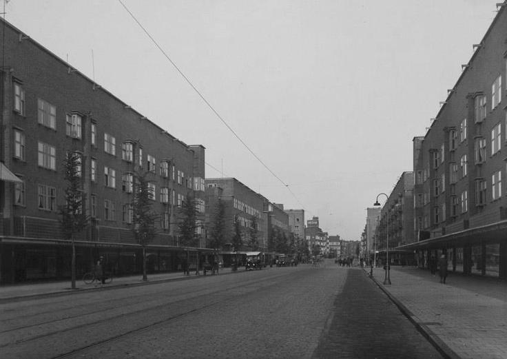 Jan evertsenstraat 1925 collectie nederlands for Bakkerij amsterdam west