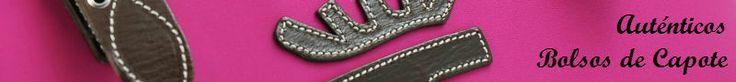 Feria Sevilla 2014, moda taurina: Bolso de Capote Átate los Machos - Bags 2014 - Trajes de Luces ® Hecho en España