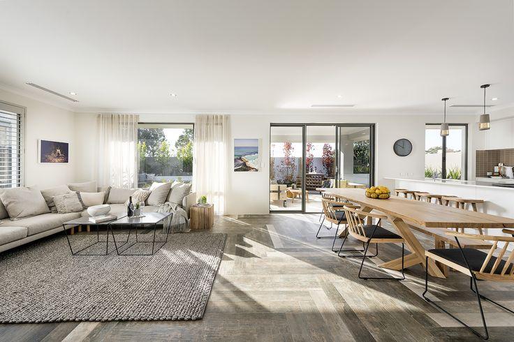 Sandalford Open Plan Living | apg Homes
