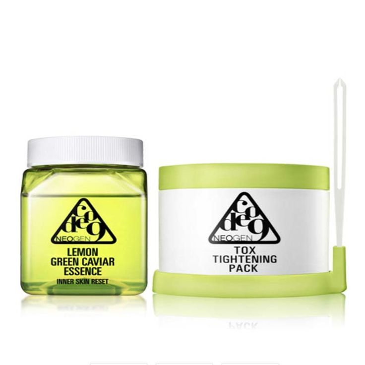[NEOGEN] Lemon Green Caviar Essence&Tox Tightening Pack Kit 250ml