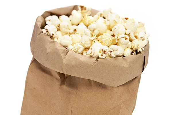 how to make popcorn over a campfire