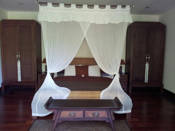 Enjoy the privacy at one bedroom pool villa for more visit. www.gendingkedis.com