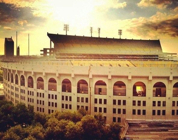 Tiger Stadium :-)))