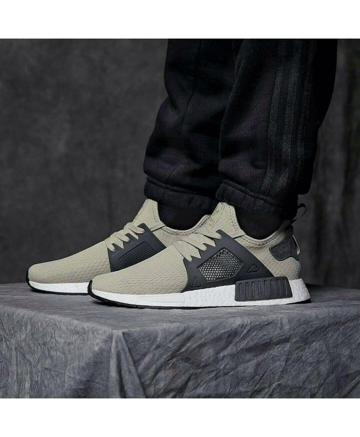38aa5f6a5a4 Cheap Adidas NMD Xr1 Beige Grey Trainers