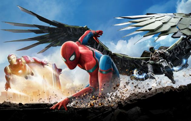 SPIDER-MAN: Homecoming (2017) on DVD, Blu-ray, 3D Blu-ray & 4K Blu-ray