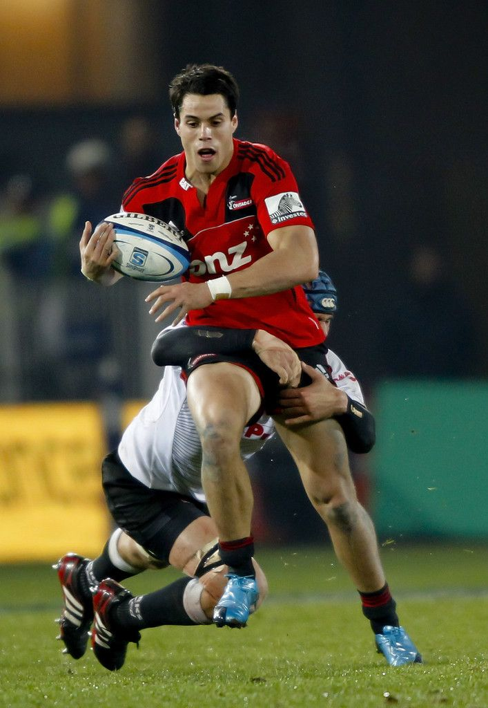 Crusaders and Canterbury Rugby wish Maitland well (Sean Maitland)