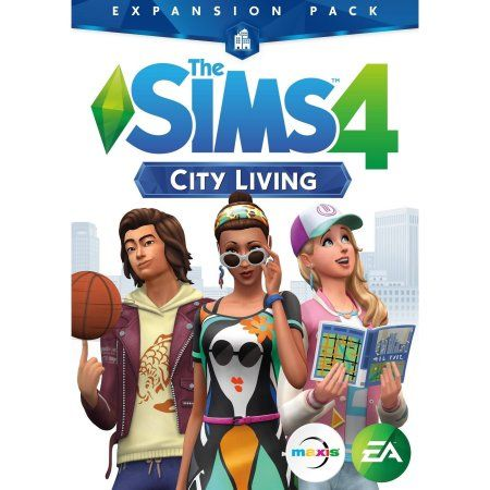 Sims 4: City Living Expansion Pack (PC)