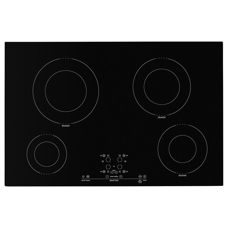 nutid 4 element induction cooktop black ovens the o 39 jays and kind of. Black Bedroom Furniture Sets. Home Design Ideas