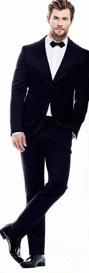 Handsome Chris Hemsworth
