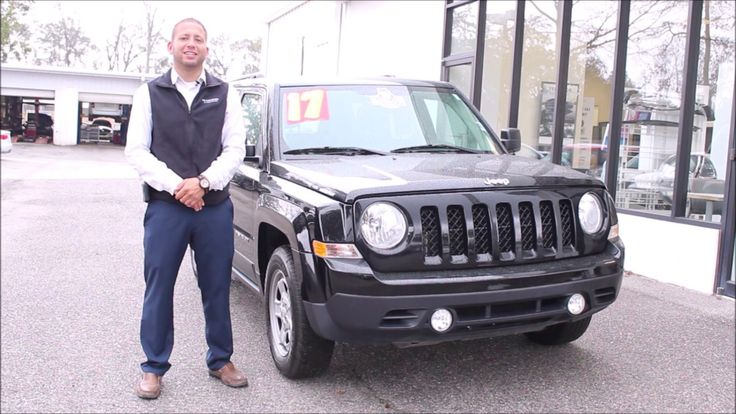 2017 Jeep Patriot Sport PreOwned Pick of the Week in