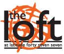 The Loft Restaurant and Bar in Poulsbo WA with waterfront views and deck seating.